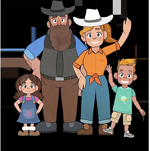 farmers-characters